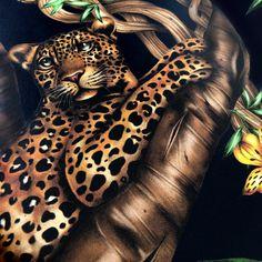 Jungle Life Wallpaper Sample