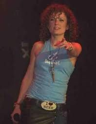 Ludmila Lucy Diakovska - Germany-based Bulgarian singer, songwriter, music producer, and TV personality