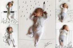 Cada soneca um sonho diferente!