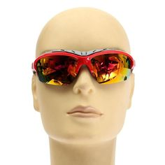 Unisex Sport Sun Glasses Cycling Bicycle Bike Outdoor Eyewear Goggles