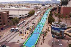 May 21: Slide the City Phoenix