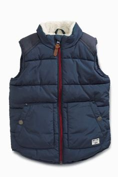 Buy Navy Gilet (3mths-6yrs) from the Next UK online shop