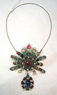 Necklace, House of Chanel, ca. 1959  The Metropolitan Museum of Art