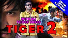 Tiger 2 (2015) Hindi Dubbed Movie With Telugu Songs | Jr NTR, Kajal Agga...