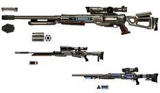Sniper Rifle, Borderlands