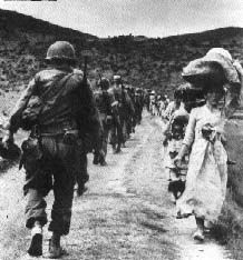 key events in the Korean War