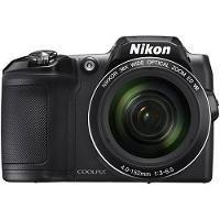 Nikon COOLPIX L840 16MP 38x Opt Zoom Digital Camera - Black