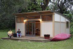 metro shed is so sleek!  http://www.metroshed.com/metrocabin-gallery.html