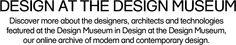 Design and Designers at Design Museum