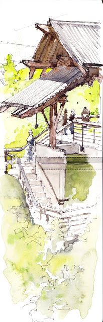 Will Scales | #sketchbook #urbanSketchers | Urban Sketchers Seattle