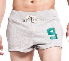 Seobean short hombre Mens casual shorts New Men's Shorts with Inside Pocket Summer Men's Trunks Comfort Homewear jogger shorts