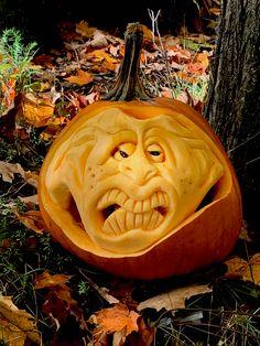 Pumpkin Pictures, Pumpkin Carving, Art, Art Background, Kunst, Pumpkin Carvings, Performing Arts, Art Education Resources, Artworks