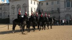 #HorseGuards