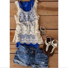 Yay summer clothes :)