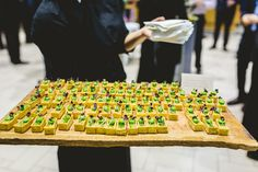 Wine & Dine'm Catering is Brisbane's premiere catering service with over 20 years of experience catering corporate events, private events and weddings. Asparagus Tart, Catering Companies, Green Peas, Canapes, Food Menu, Oysters, Event Design, Waffles, Smooth