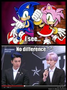 OMO! Eunhae... so Eunhyuk it's the girl. We all new he would be the girl no matter how many times he say Donghae is.