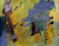 Verónica Faraone . Under the sea . acrílico sobre tela . 35x45cm