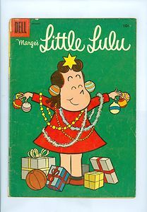 Little Lulu, my favorite character.  I bought ALL her comic books!