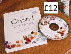 The Crystal Experience Book And Dvd A complete crystal workshop in one book. 256 pages of interactive and practical learning about crystals. COLLECTION/DELIVERY FROM ABERDEEN OR DIRECT DISPATCH VIA PAYPAL/CARD PAYMENT (£3.95 delivery) PM/COMMENT FOR DETAILS.