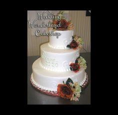 Package 34 Wedding Wonderland Cakes in St Louis Missouri