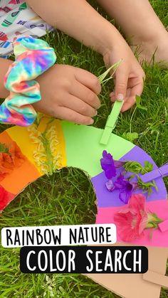 Toddler Art, Toddler Crafts, Crafts For Kids, 4 Yr Old Crafts, Spring Crafts For Preschoolers, Art Activities For Preschoolers, Art For Toddlers, Summer Activities For Toddlers, Crafts For 3 Year Olds