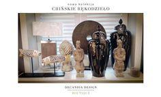 Długo wyczekiwana kolekcja chińskiego rękodzieła oraz waz porcelanowych już dostępna w DeCandia Design Boutique!  Pozwól się zainspirować niezwykłej chińskiej sztuce użytkowej!  #China #ChineseArt #Chiny #Porcelana #SztukaUżytkowa #WystrójWnętrz #DeCandia #Design #Aranżacja #Wnętrza #Inspiracje #TempleJar