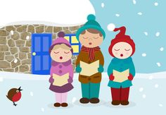 Elskar julesangar! Nokre julesangar er faktisk 600 år gamle...