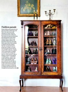 Shoes case