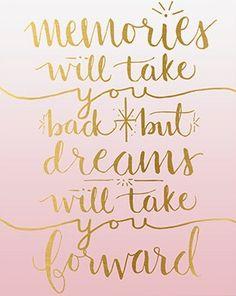 Inspirational Wall Art, Wall Decor, Pink Wall Art, Inspirational Quote Print…