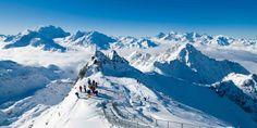 Verbier, Switzerland #Snowboarding
