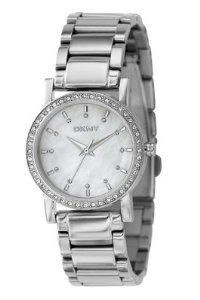 DKNY Quartz Mother of Pearl Dial Women's Watch NY4791