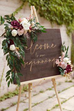 Wedding Welcome Signs, Diy Wedding Signs, Wedding Ceremony Signs, Wedding Reception Tables, Wedding Chairs, Signs For Weddings, Chair Decor Wedding, Wedding Things, Dessert Bar Wedding