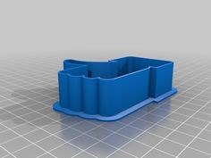 facebook like cookie cutter by teachermakesthings - Thingiverse