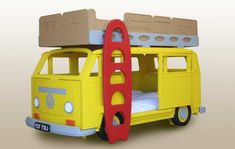 Make bedtime a smooth ride with Fun Furniture Collection children's beds