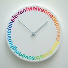 Resultado de imagen para reloj de pared´artesanales