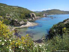 Secondo Legambiente la cala di Cumpoltitu è tra le 20 spiagge più belle d'Italia! #sardegna #viaggi #legambiente #bosa