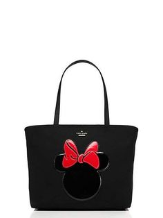 kate spade new york for minnie mouse francis. #ss16 #streetstyle