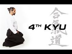 Aikido Techniques for Beginners - 4th Kyu Test Requirements - YouTube