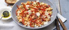 Heerlijk Italiaans recept met orzo!