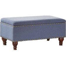 Filander Upholstered Storage Bench