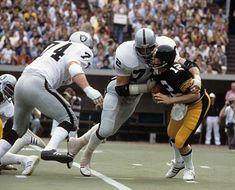 John Matuszak #72 LE 76-82 and Dave Rowe #74 NT 75-78 John Matuszak, Nfl S, Oakland Raiders Football, Raider Nation, Best Player, 4 Life, Old School, Legends, Kid