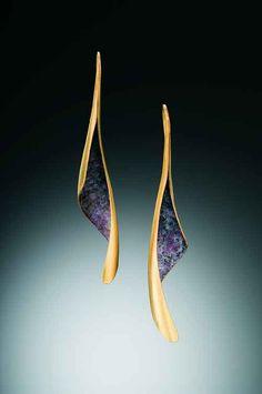 Michael Good Anticlastic Raising Designer Fine Jewelry