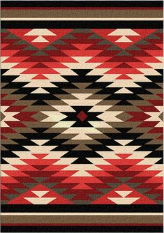 The Santa Fe Orange Starburst Area Rug will add chic desert charm to your Southwestern ranch decor with a chevron design comprised of rustic color. Native American Rugs, Native American Artifacts, Southwestern Area Rugs, Southwest Decor, Europe Packing, Traveling Europe, Backpacking Europe, Packing Lists, Travel Packing