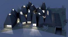 MOS architects: ordos 100