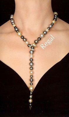 Dare Necklace...Regal