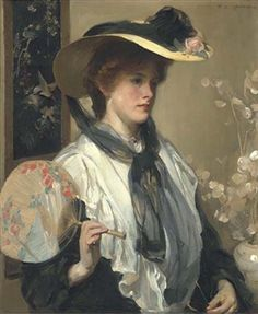The Japanese Fan By Walter Ernest Webster ,1909
