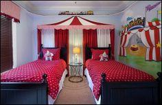 Circus Nursery By Emmaaime On Pinterest Vintage Circus