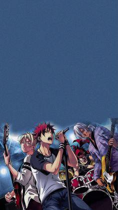 Manga Anime, Anime Art, Shokugeki No Soma Anime, My Hero Academia Shouto, Little Monsters, Monster Hunter, Otaku, Chill, Random Stuff