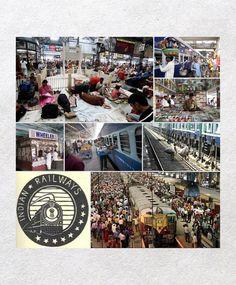 Indian Railway...(Ayushi Agarwal)