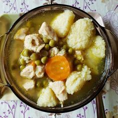 Raguleves csirkemellből Chana Masala, Food And Drink, Dishes, Chicken, Cooking, Ethnic Recipes, Kitchen, Tablewares, Kitchens